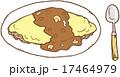 オムライス 17464979