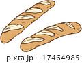 フランスパン 17464985