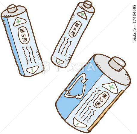 電池 17464998