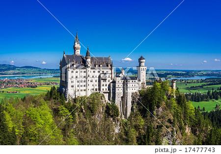 ドイツ ノイシュバンシュタイン城 17477743