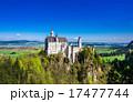 ドイツ ノイシュバンシュタイン城 17477744