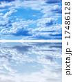 神秘的な空 17486128