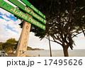 外国の標識 17495626