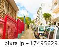 自動車 町並み 道路の写真 17495629