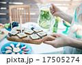 軽食 テラス パーティーの写真 17505274