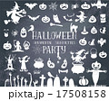Halloween silhouettes 17508158