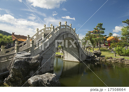 燕趙園石橋 17508664