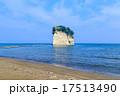 見附島 能登半島 夏の写真 17513490