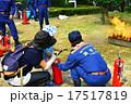 防災訓練 17517819