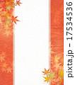 和風 和紙 背景のイラスト 17534536