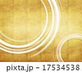 和風 金色 和のイラスト 17534538