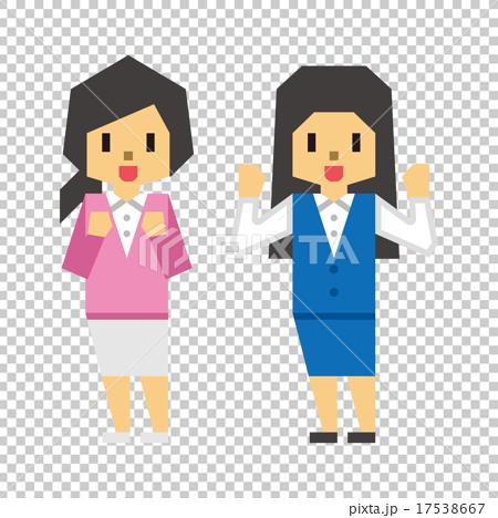 女企業家 女性白領 女商人 17538667