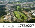 千葉県大網白里市季美の森付近を空撮 17539227
