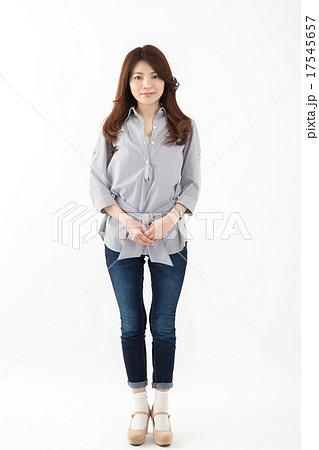 中年女性 日本人 ミドル女性 全...