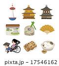京都イラスト 17546162