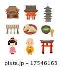 京都イラスト 17546163