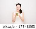 野菜ジュース スムージー グリーンスムージーの写真 17548663
