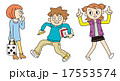 スクール学生 17553574