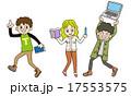 スクール学生 17553575