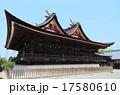 「吉備津神社」本殿と拝殿 17580610