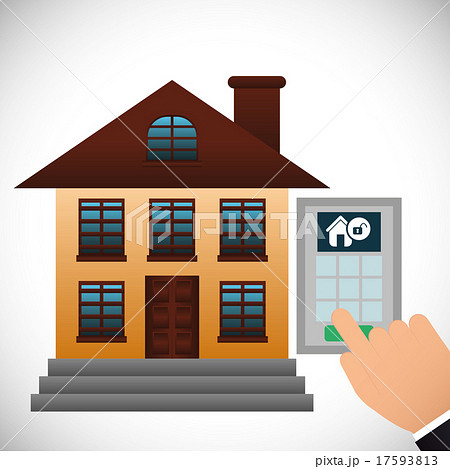 Home insurance designのイラスト素材 [17593813] - PIXTA