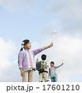 小学生 子供 風車の写真 17601210