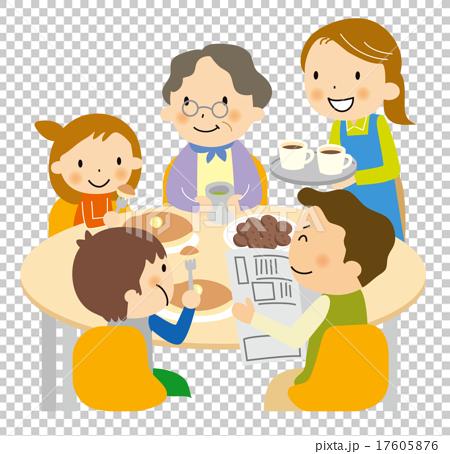 가족 단란 17605876