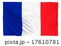 Flag of France 17610781