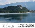 氷河湖 ブレッド城 ブレッド湖の写真 17612859