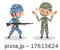 攻撃されても抵抗できない自衛官のイメージ 17613624