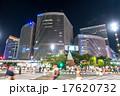 東京・銀座の夜景 17620732