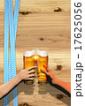 Oktoberfest background (Cheers and boards) 17625056