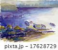 イギリス・湖水地方のスケッチ 17628729