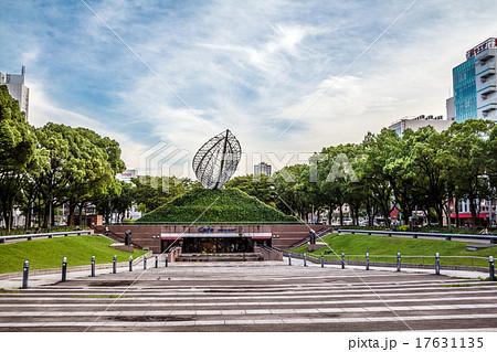 名古屋 久屋大通公園 光の広場 オブジェ 17631135