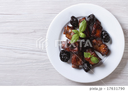 how to cook stewed prunes