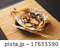 きのこと鮭のカルトッチョ 17635590