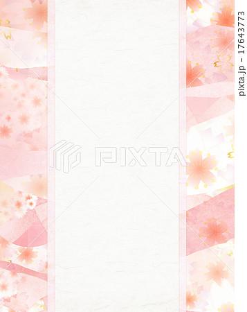 和の背景のイラスト素材 [17643773] - PIXTA