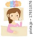 基礎体温 排卵日 妊活のイラスト 17651076
