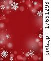 背景 結晶 雪の結晶のイラスト 17651293
