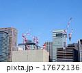 東京 高層ビル街 17672136