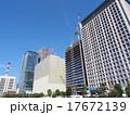 東京 高層ビル街 17672139