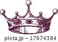 クラウンBrown 17674384
