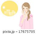 【女性のライフスタイル1】起床 17675705