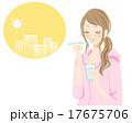 【女性のライフスタイル1】歯磨き 17675706