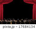 舞台 ステージ 観客のイラスト 17684134