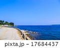 能登 七尾湾の海 17684437