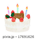 クリスマスケーキ 17691626
