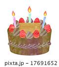 チョコレートケーキ 17691652
