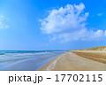 千里浜なぎさドライブウェイ 雲 青空の写真 17702115