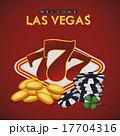ギャンブル 賭け事 賭博のイラスト 17704316